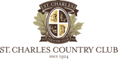 St. Charles Country Club logo
